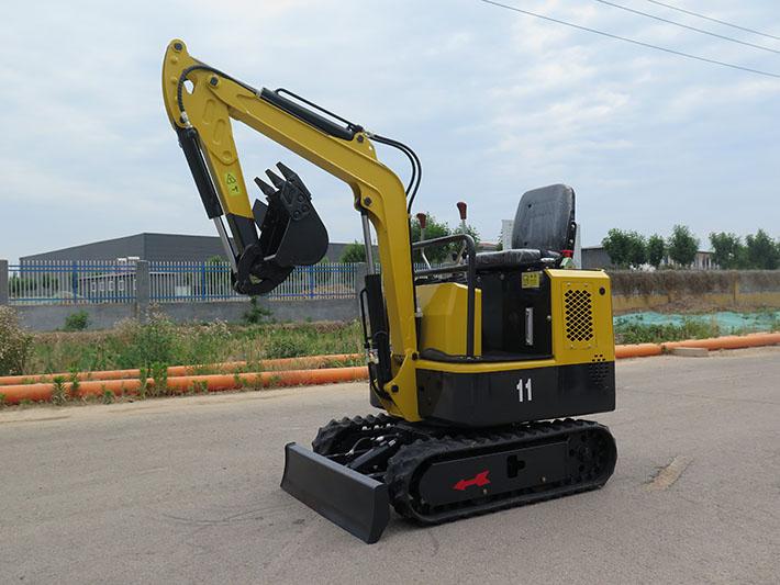 HFT11小型挖掘机(图1)